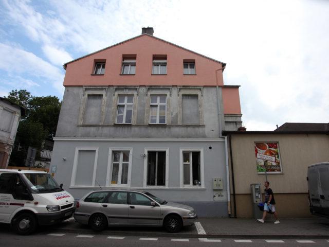 Dom, w którym mieszkał hrabia Eryk von Zedtwitz